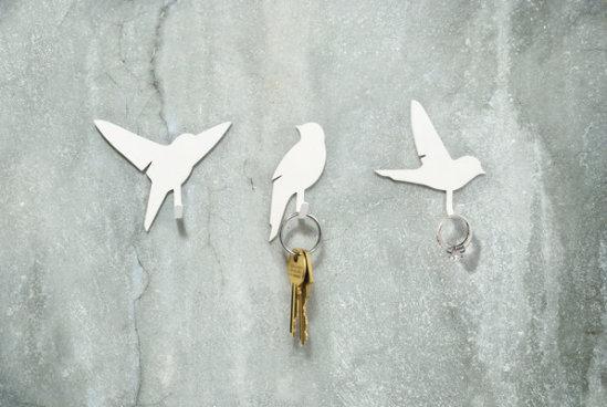 Bird Hooks by Suck UK