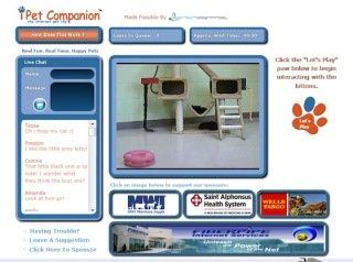 A screenshot of the interface