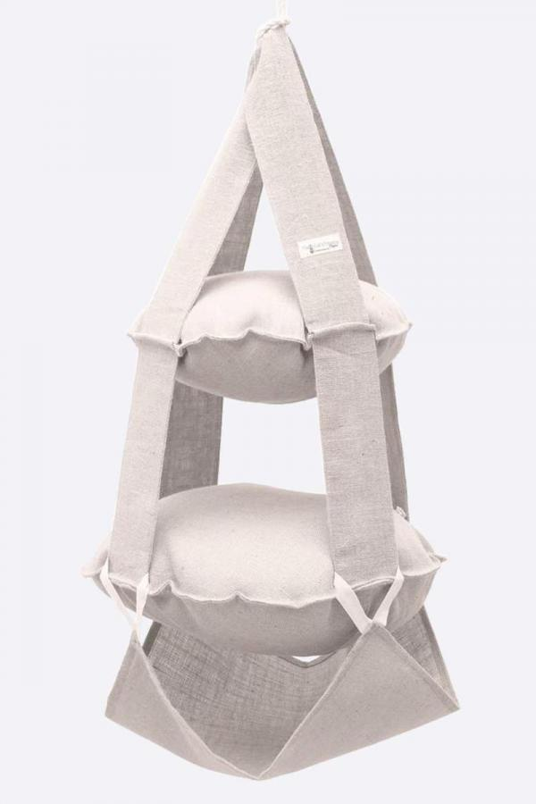 Trapeze Swing by Tuft + Paw