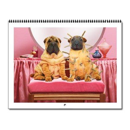 Animal Antics 2011 Dog Wall Calendar