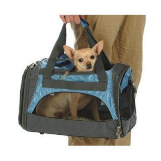 Sherpa airline approved pet carrier