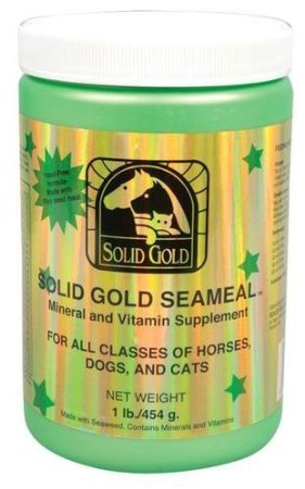 Solid Gold Seameal for horses, dogs, and cats