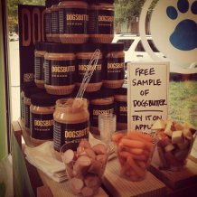 DOGSBUTTER and DOGSBAR: You can eat them too!