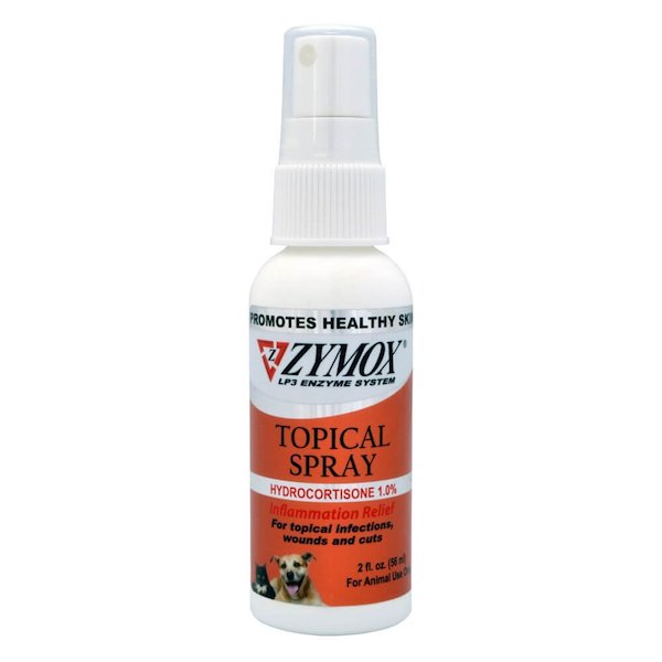 Zymox Pet Spray With Hydrocortisone