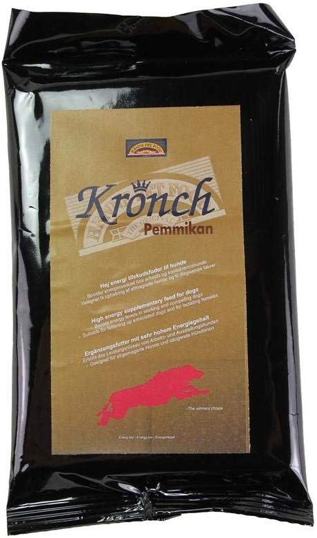 Kronch Pemmikan Lakse Energy Bar For Dogs
