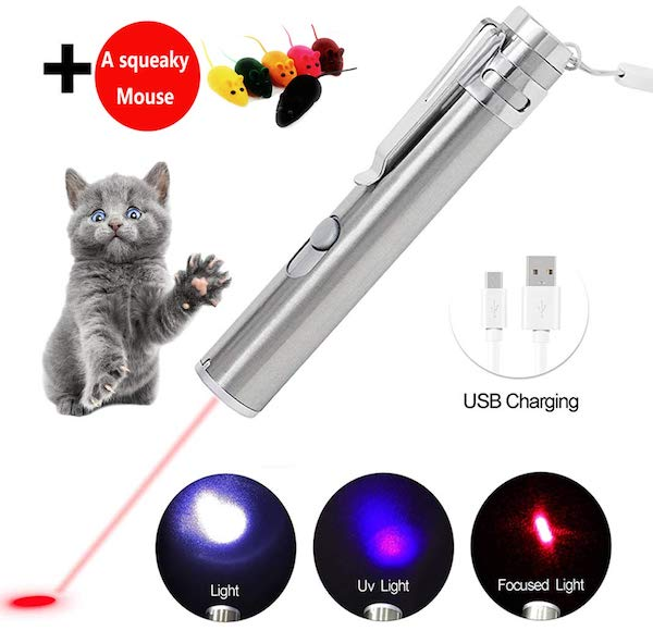 Dialeesi Laser Pointer for Cats