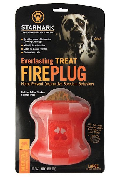 Starmark Everlasting Treat Fire Plug