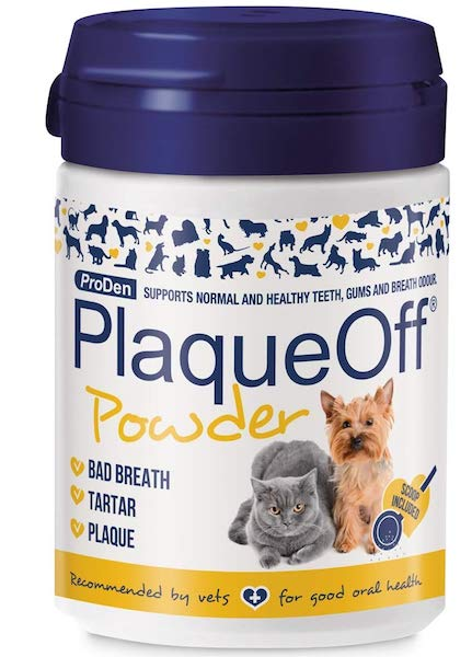 PlaqueOff Powder For Dogs & Cats