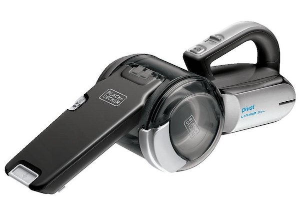 Black & Decker Pivot Vacuum
