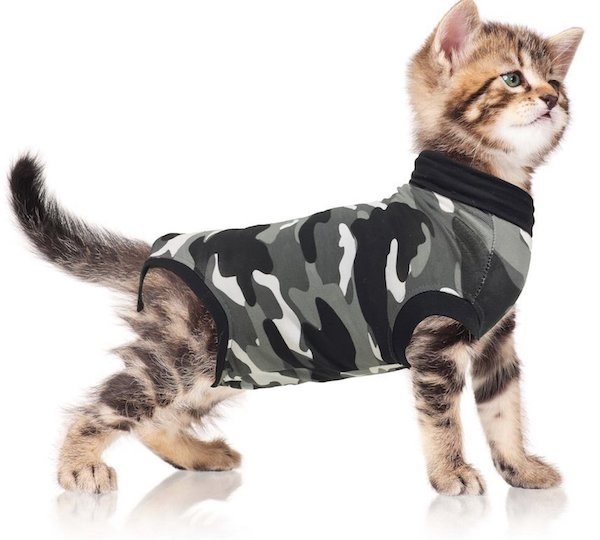 Suitical Recovery Suit For Cats