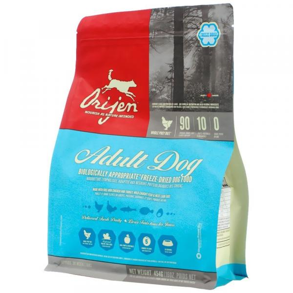 Orijen Grain Free Freeze Dried Dog Food