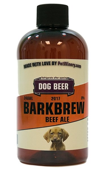 Barkbrew for dogs