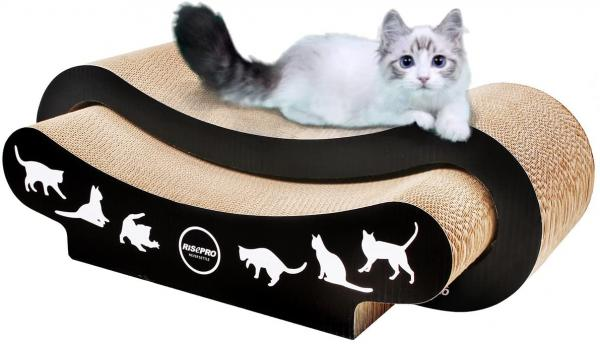 RISEPRO 2-in-1 Cat Scratcher
