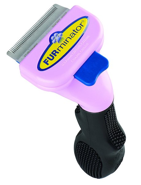 Furminator Short Or Long Haired Deshedder For Cats