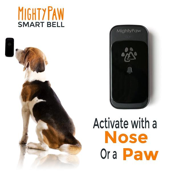 Mighty Paw Smart Bell Dog Doorbell
