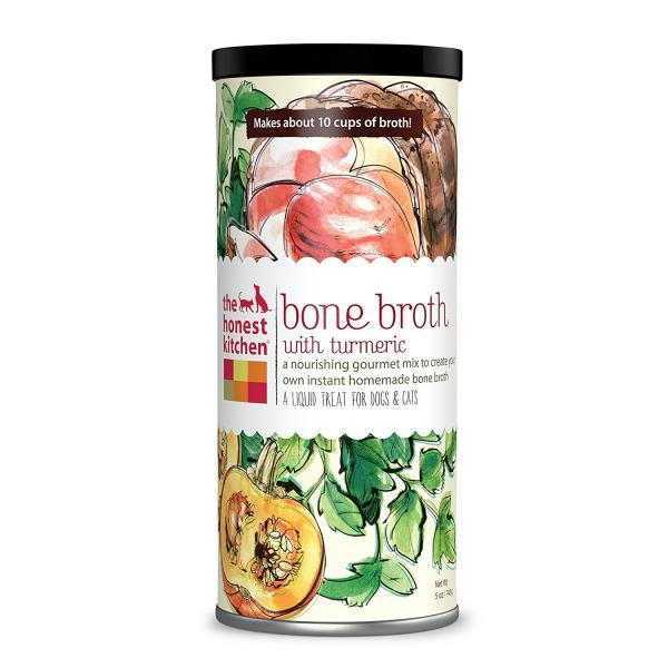 Honest Kitchen Bone Broth With Tumeric