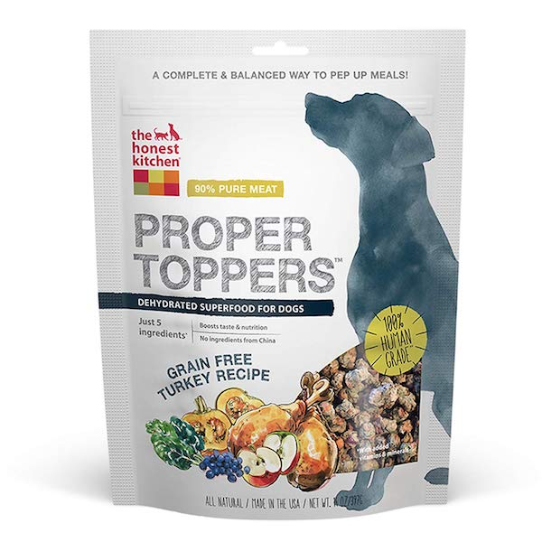 Honest Kitchen Human Grade Grain Free Food Toppers