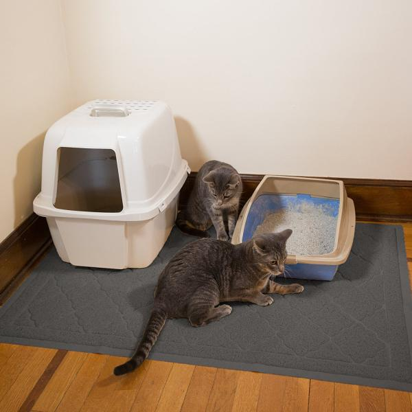 Easiology Jumbo Kitty Litter Mat