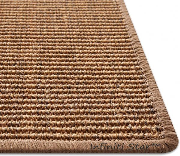 Infinity Star Cat Scratching Sisal Mat