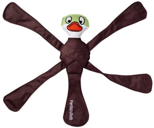 Doggles PentaPulls Duck Toy