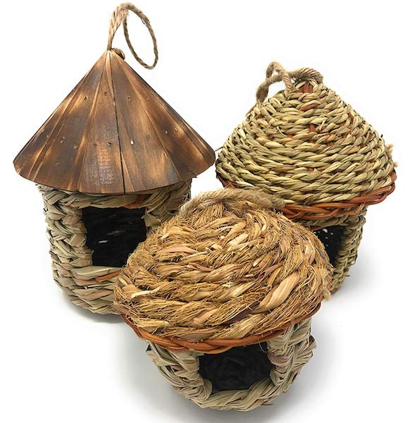 ​Lantern Hill Small Bird Roosting Pockets