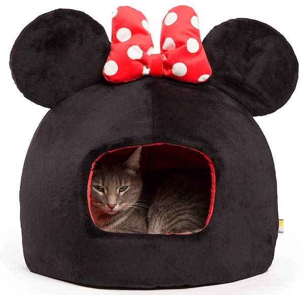 Disney Minnie Dome Dog & Cat Bed