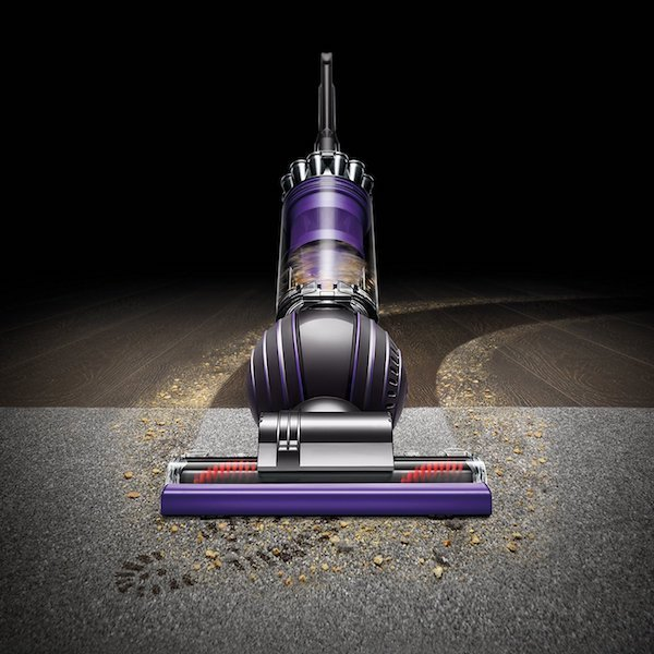 Dyson raised brush head