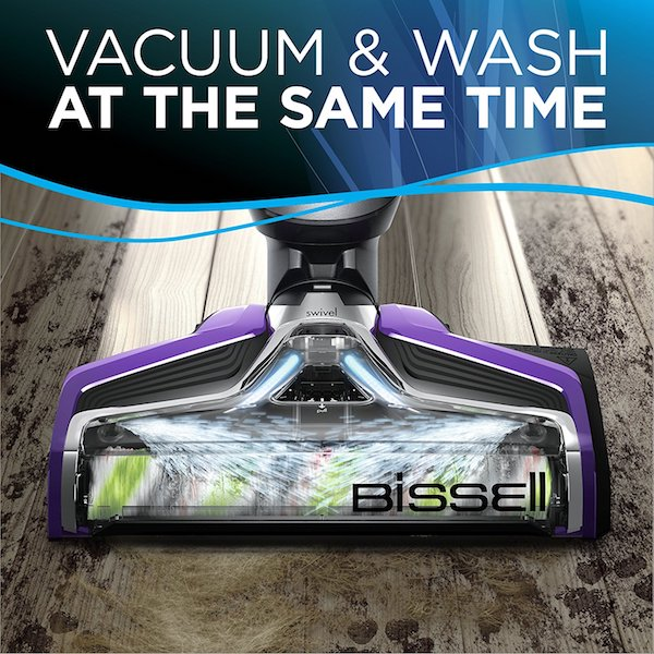Bissell Crosswave Pet Pro Wet Dry Vacuum
