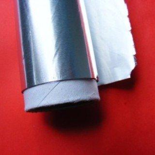 Aluminum Foil: Image by Public Domain Photos, Flickr