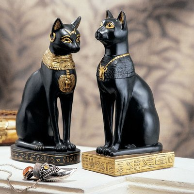 Bastet Cat Goddess: Source: Wayfair.com