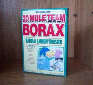 Borax: Image by AlishaV, Flickr