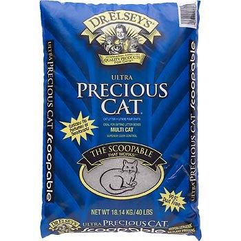 Precious Cat Premium Clumping Cat Litter