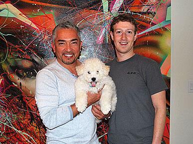 Cesar Millan, the Dog Whisperer, Beast & Zuckerberg