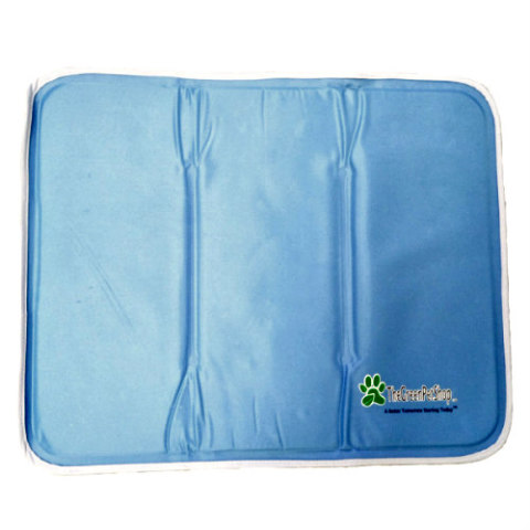 Green Pet Shop Cool Pet Pad: Keep pets cool with a cool gel pad