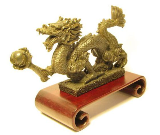 Dragon (Photo by Chris 73/Creative Commons via Wikimedia)