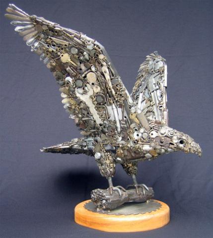 Eagle by Joe Pogan