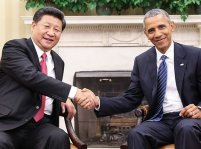 President Xi & Obama