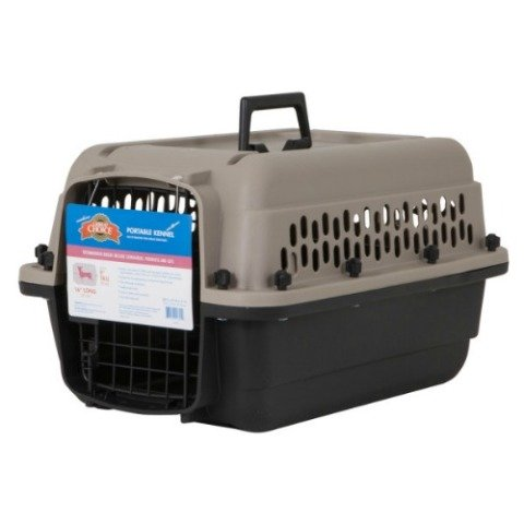 Grreat Choice Dog Carrier from PetsMart: IATA approved pet carrier