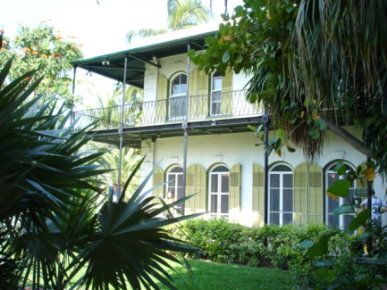 Hemingway House (Photo by Hein.Mück/Creative Commons via Wikimedia)