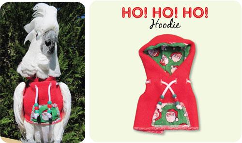 Ho-Ho-Ho Hoodie