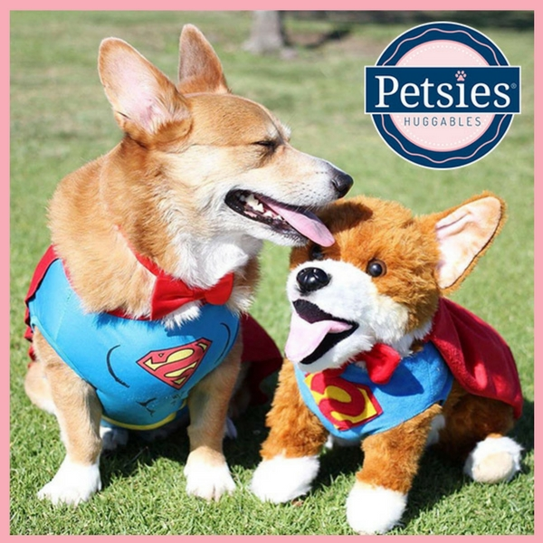 Huggables by Petsies