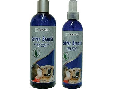 Kenic Better Breath watter additive for canine oral health