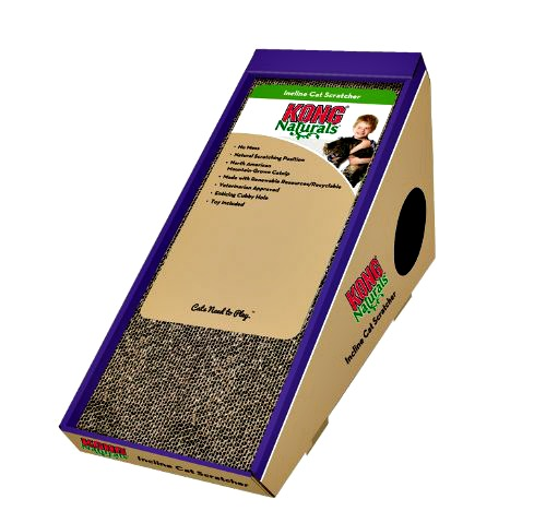 Kong Naturals Incline Cat Scratcher