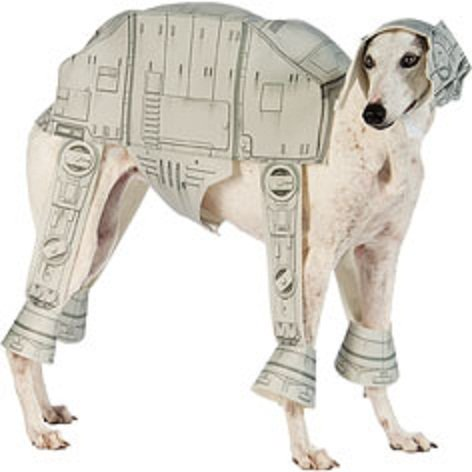 Star Wars AJ-AK Walker Dog Costume