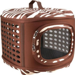 Petmate Curvations Luxury Pet Carrier