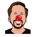 Red-nosed Ron Callari
