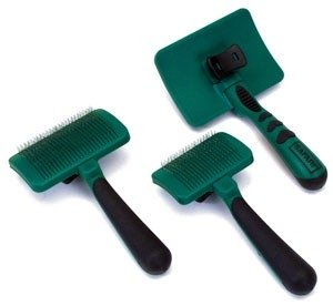 Safari Self-Cleaning Brush for Dogs~