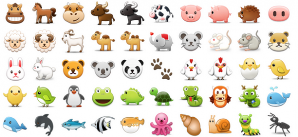 Biologists Take Issue With Animal Emojis?
