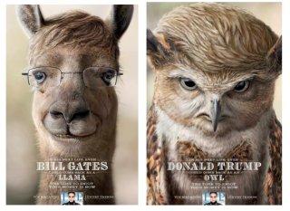 Bill Gates & Donald Trump