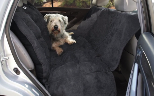 Companion Dog Back Seat Hammock